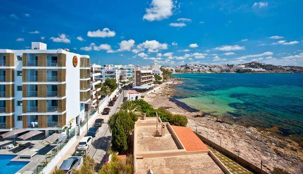 Comfort sull'incantevole isola di Ibiza in appartamento