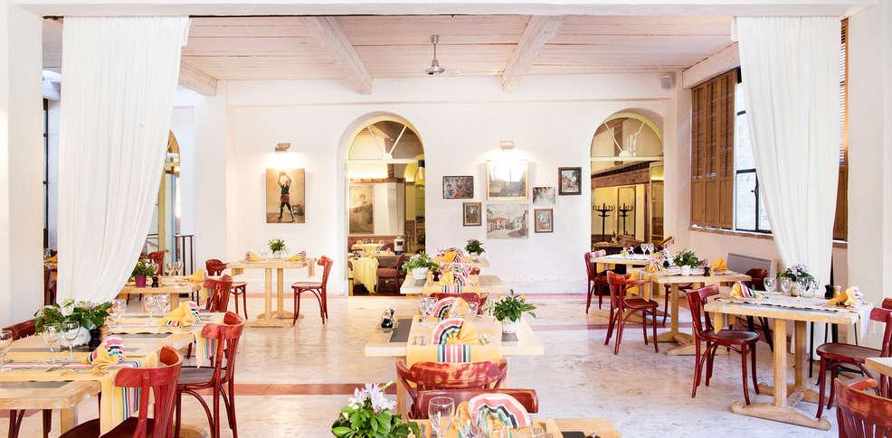 Restaurant Grand Hotel Molitg Les Bains