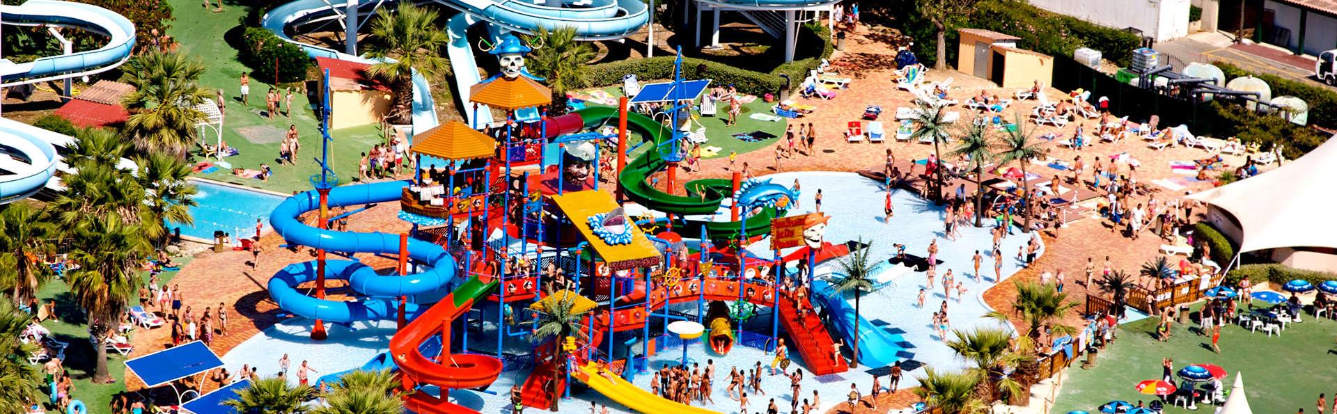 Week-end avec entrées pour le parc Marineland et Aquasplash (à partir de 2 nuits)