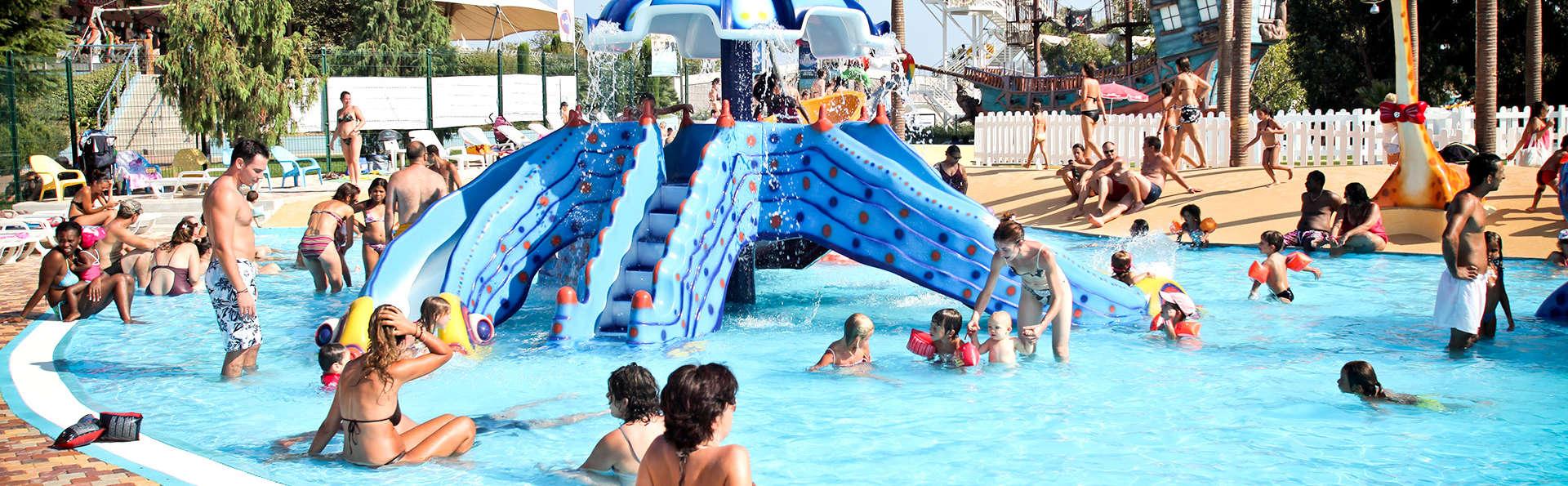Verblijf bij Antibes met tickets voor het park Aquasplash