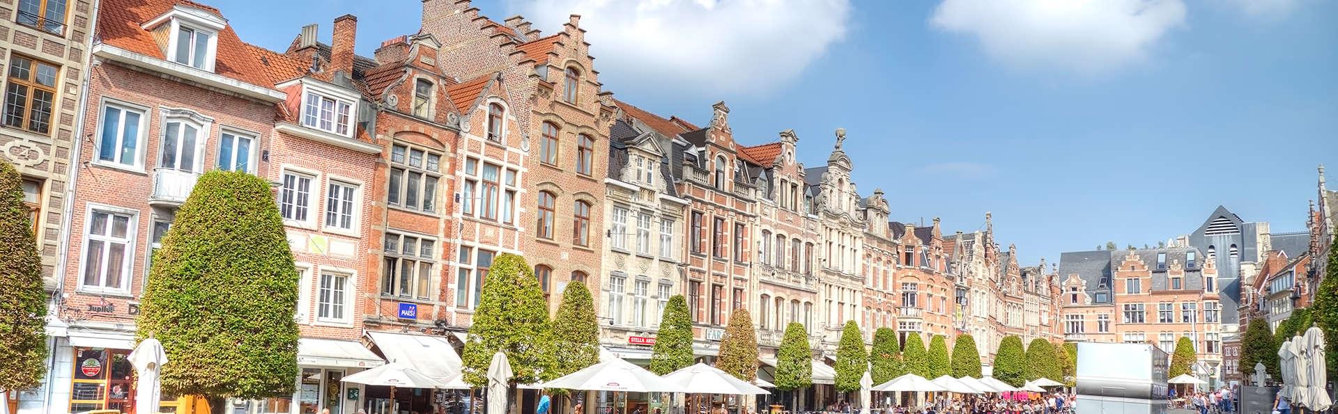 Confortable séjour près de Louvain