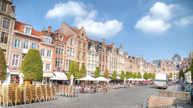 Comfortabel genieten dicht bij Leuven