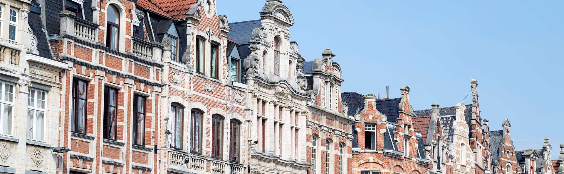 Séjournez entre Bruxelles et Louvain (à partir de 2 nuits)