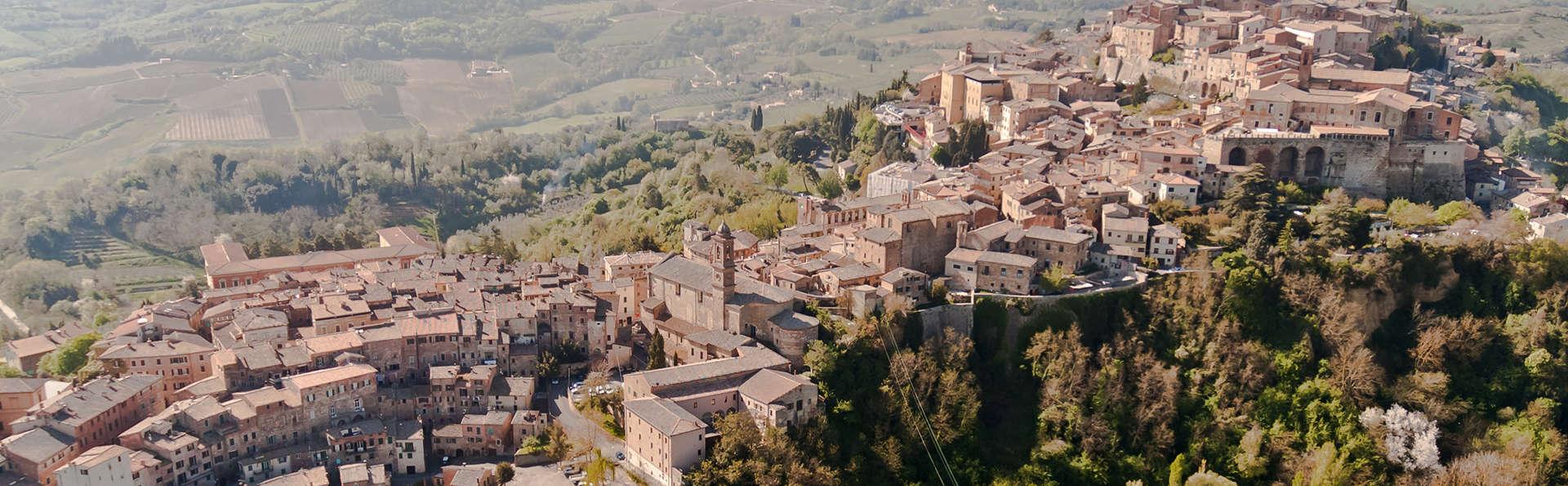 Charme e relax con entrata spa alle porte di Arezzo