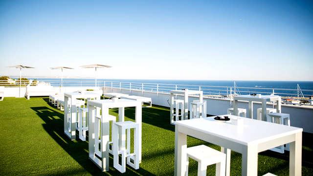 Escapada con encanto y habitación Deluxe en Mallorca