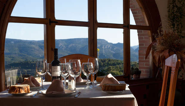 Gastronomía & Naturaleza: escapada de 2 noches con cena en Despeñaperros