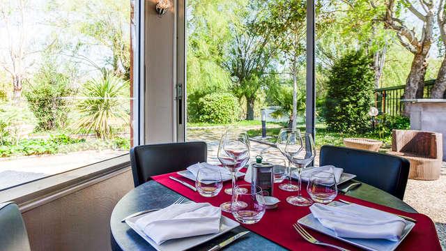Le Domaine de la Petite Isle - Luberon - new restaurant