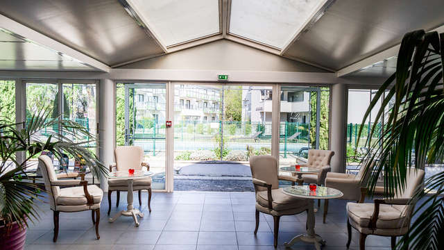 Le Domaine de la Petite Isle - Luberon - new lobby
