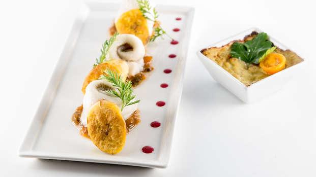 Le Domaine de la Petite Isle - Luberon - new dish