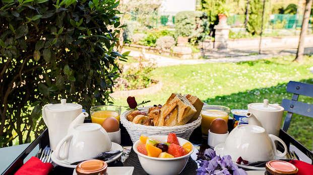 Le Domaine de la Petite Isle - Luberon - new breakfast