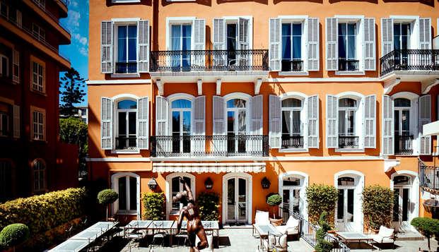 Lujo y encanto en Niza