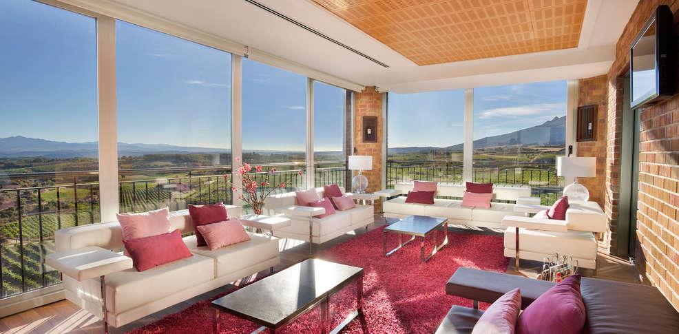 Hotel eguren ugarte laguardia espagne for Reservation hotel en espagne gratuit