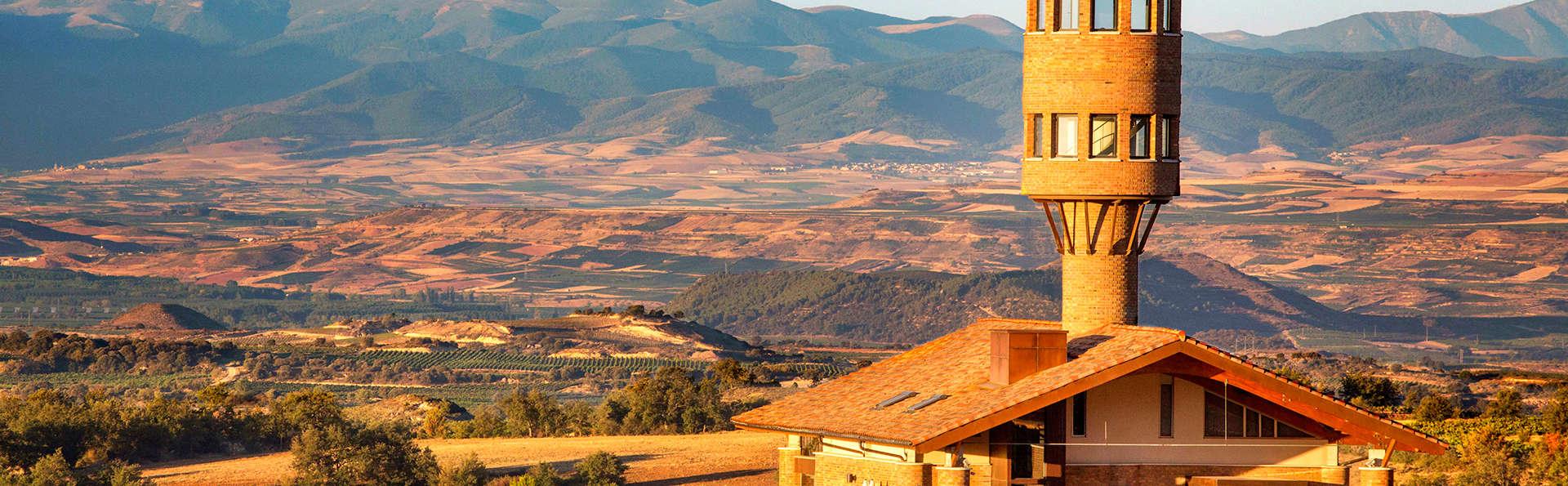 Week-end oenotouristique dans la Rioja d'Alava