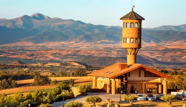 Escapada enoturística con Visita a bodega en La Rioja Alavesa