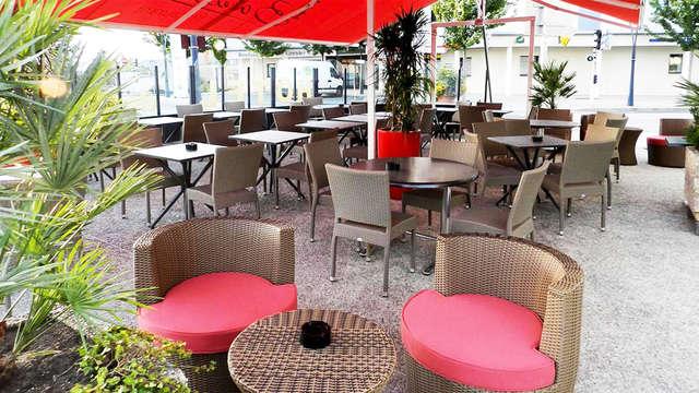 Hotel de Loire Restaurant les Bateliers