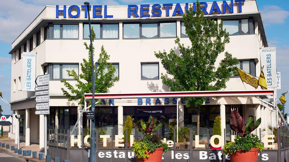 Hotel de Loire Restaurant les Bateliers - EDIT_ext1.jpg