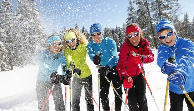 Les Chalets de Tremontagne - ski