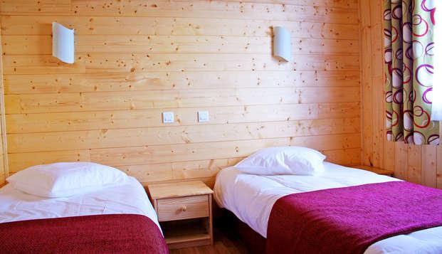 Les Chalets de Tremontagne - room