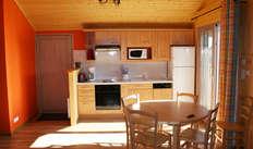 1 nuit en cottage standard Vue forêt pour 2 adultes