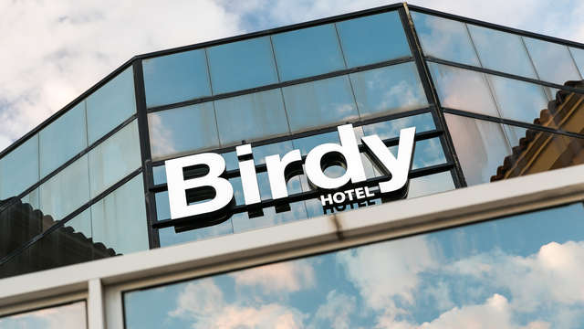Hotel Birdy by HappyCulture