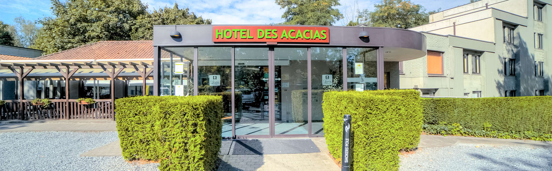 Logis Hôtel - Restaurant des Acacias - EDIT_ext3.jpg