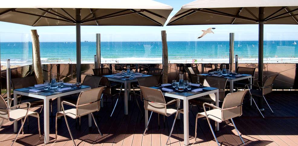 week end a la mer saint malo avec acc s au spa marin pour 2 adultes partir de 213. Black Bedroom Furniture Sets. Home Design Ideas