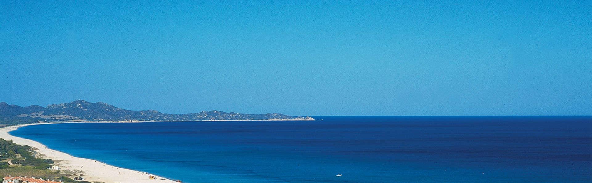 Détente dans un appartement à deux pas de la mer en Sardaigne (7 jours)