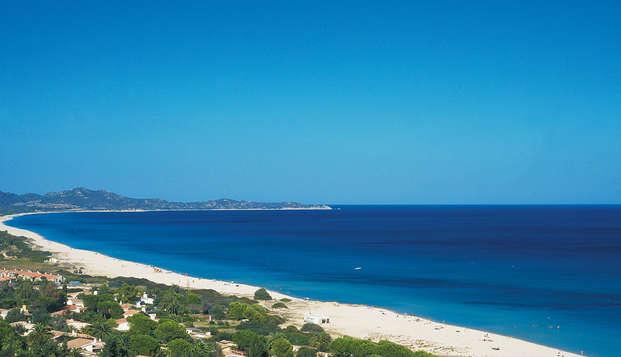Relax a un paso del mar, en un apartamento en la Costa sarda (7 días)