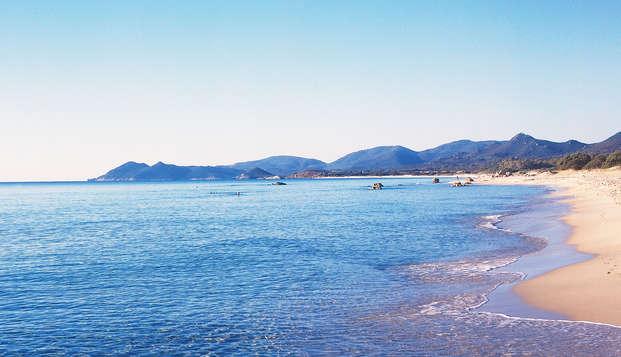 Apartamento junto al mar en Costa Rei (7 días)