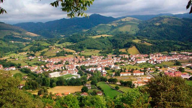 Gastronomia & Relax: Escapada con Cena y Spa en la Naturaleza Navarra (desde 2 noches)