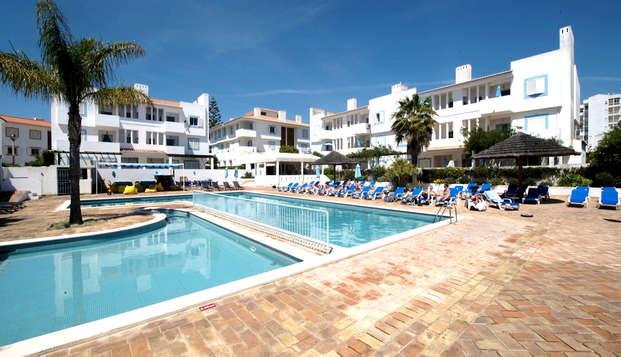 Disfruta de un estupendo hotel en plena campiña portuguesa