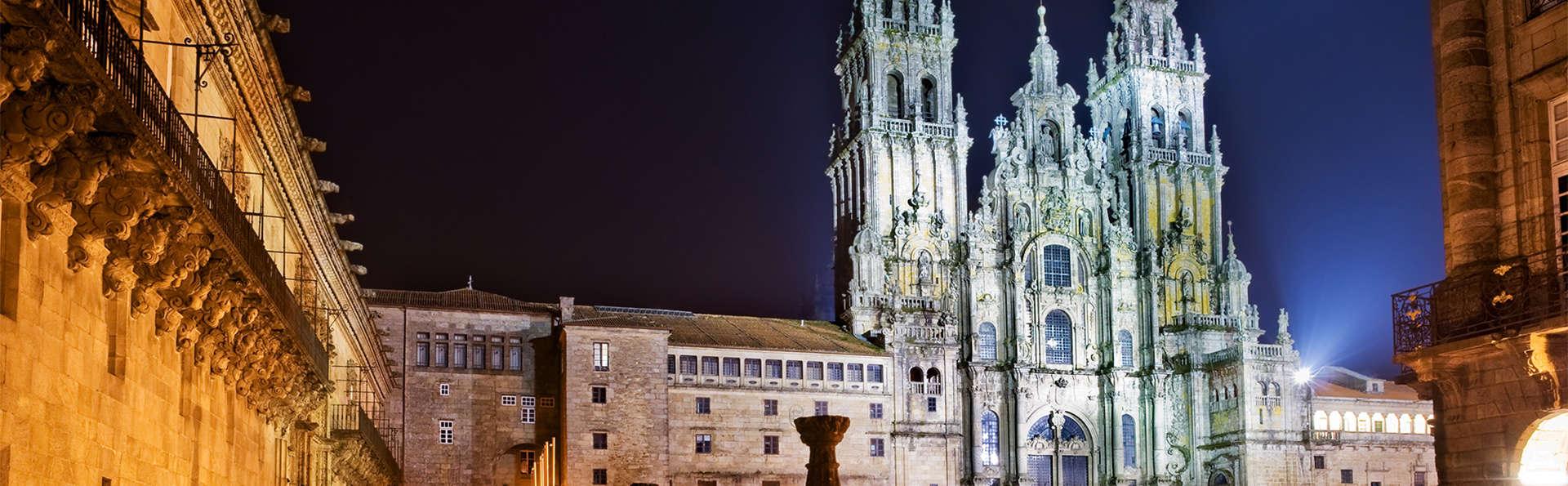 Hotel Exe Rea Central 3 Santiago De Compostela Espa A ~ Cena Romantica En Santiago De Compostela