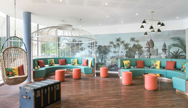 Hotel Birdy by HappyCulture - lobby