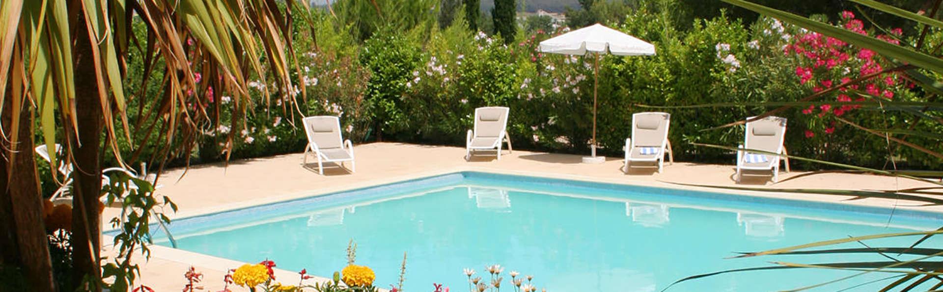 Week-end de charme à deux pas d'Aix en Provence
