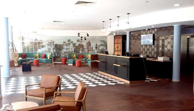 Hotel Birdy by HappyCulture - Reception