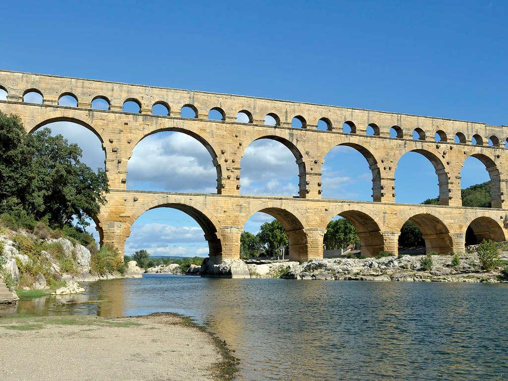 Séjour France - Calme dans un cadre verdoyant près du Pont du Gard  - 4*