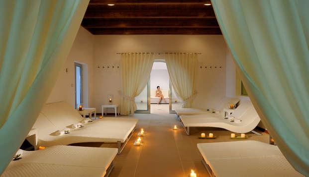 Escapade romantique à Alberobello : en hôtel 4 étoiles, avec dîner, spa et massage inclus