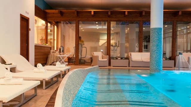 Bien-être à Alberobello : offre avec demi-pension et spa inclus en hôtel 4 étoiles