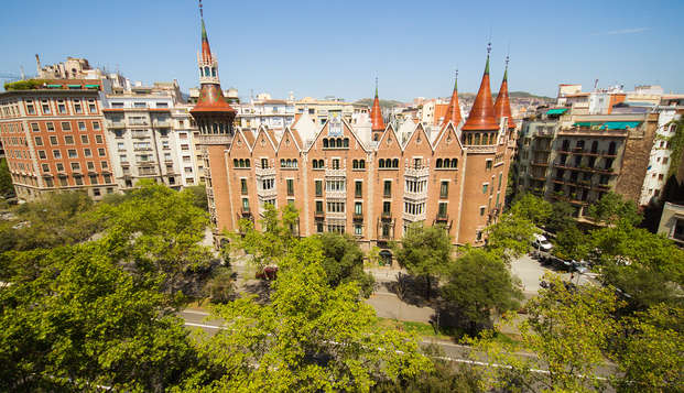 Scopri la cultura di Barcellona e visita la Casa de les Punxes