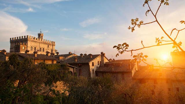 Détente et charme dans un authentique palais dans l'Ombrie