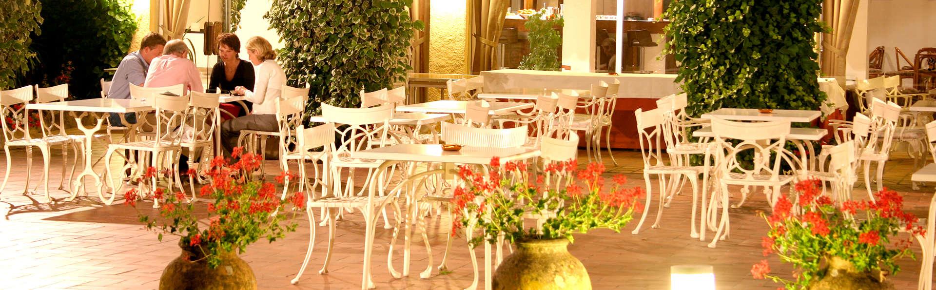 Escapada a Santa Cristina d'Aro con cena incluida