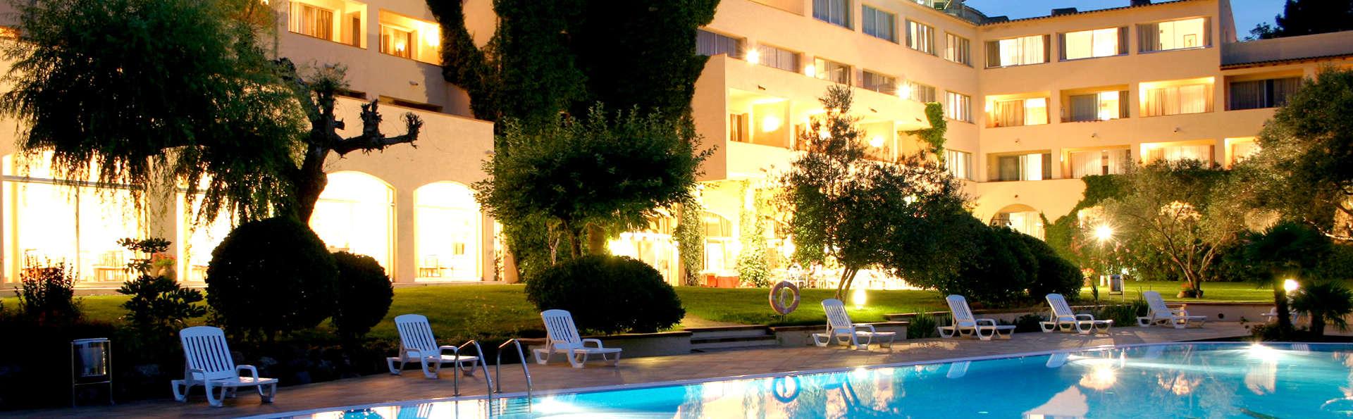 Hotel sur la Costa Brava à Santa Cristina d'Aro