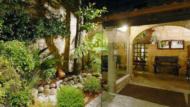 Escapada Rural en un hotel con encanto cerca de Santiago de Compostela