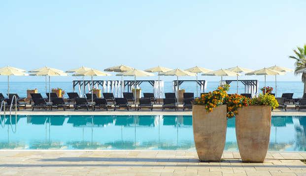 Mini-vacs de luxe en demi-pension, accès spa illimité et enfant gratis à Marbella (3 nuitées mini.)