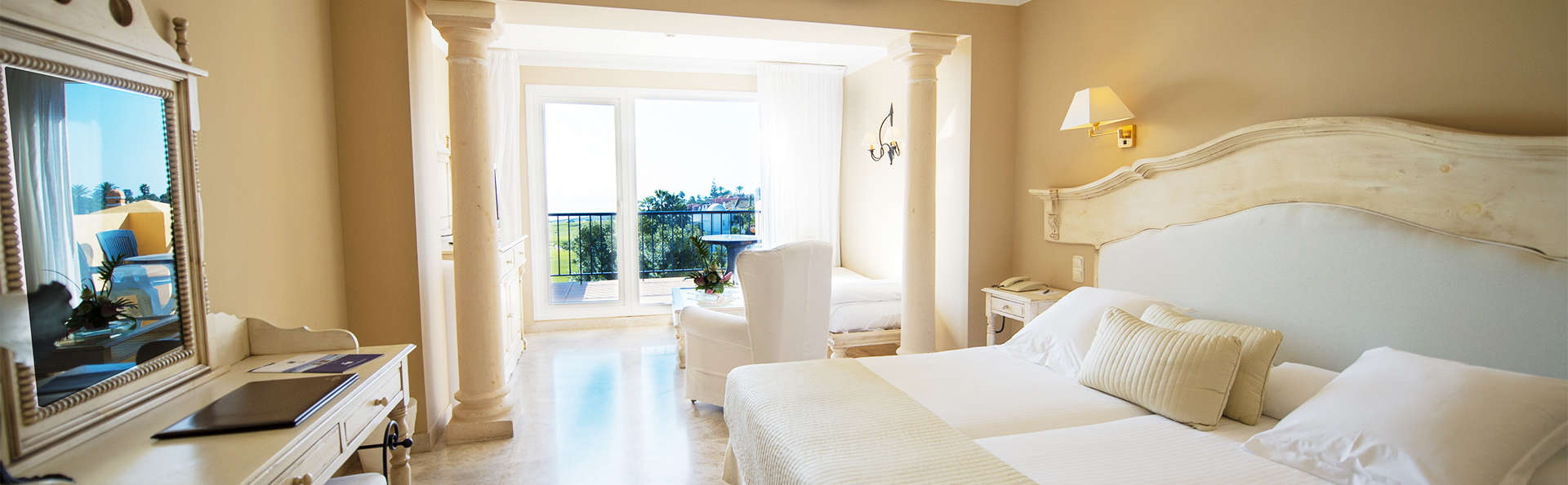 Escapade de luxe avec dîner et spa à Marbella