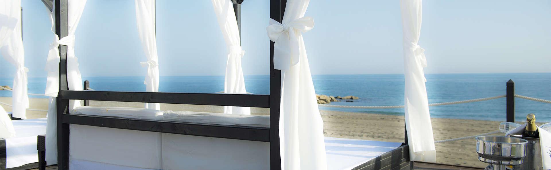 Week-end avec spa et vue sur la mer à Marbella