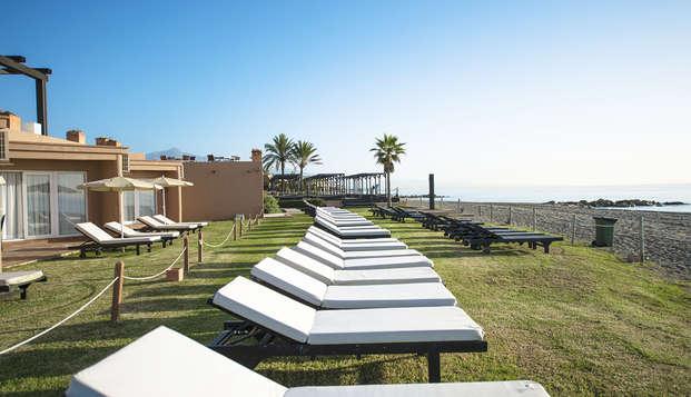 Escapada relax con spa y acceso directo a la playa