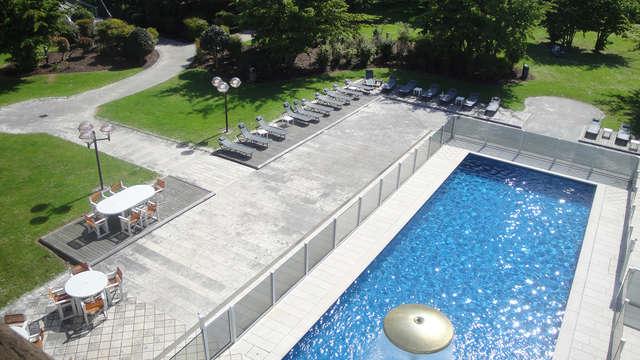 Amiraute Hotel Golf Spa Deauville