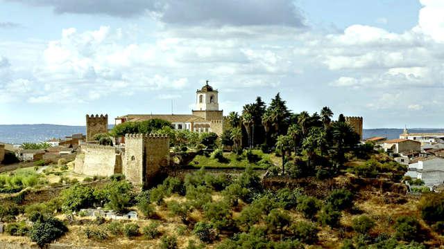 Escapada rural en una hacienda tradicional en Jerez de los Caballeros