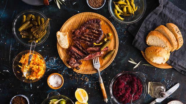 Escapada gastronómica con cena en Jerez de los caballeros